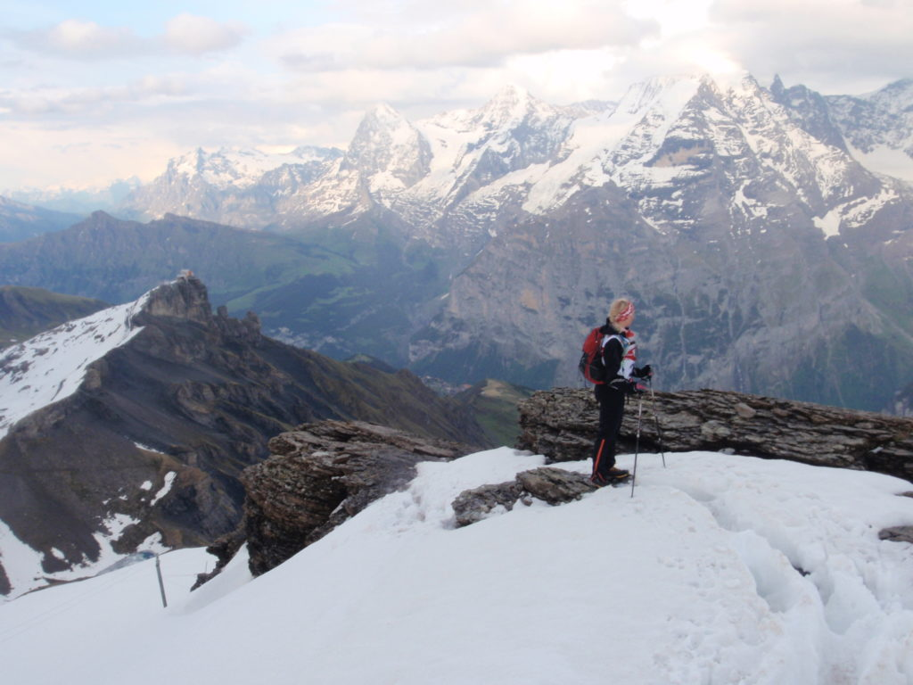 Seikkailu-urheilu kokemuksia Sveitsissä
