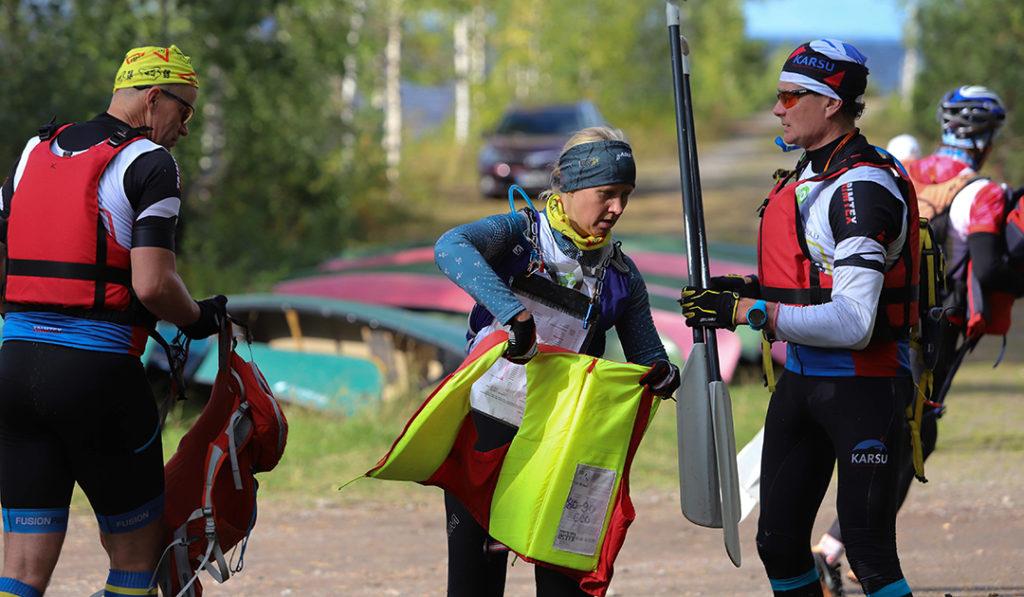 Multisport ja seikkailu-urheilukilpailut Suomessa kaudella 2020.