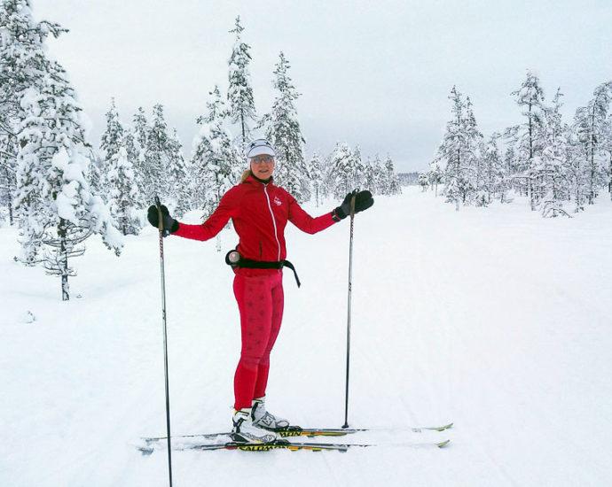 hyvä hiihtotakki