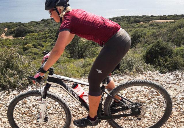 Hyvä pyöräilyhousut maastopyöräilyyn