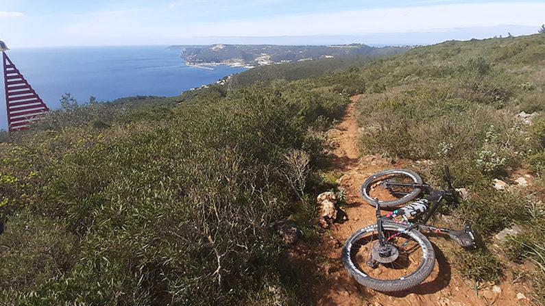 maastopyöräilyn tekniikka